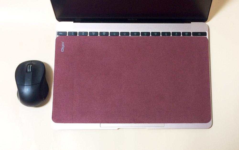 Digio2 マウスパッド ノートブックパッドタイプ