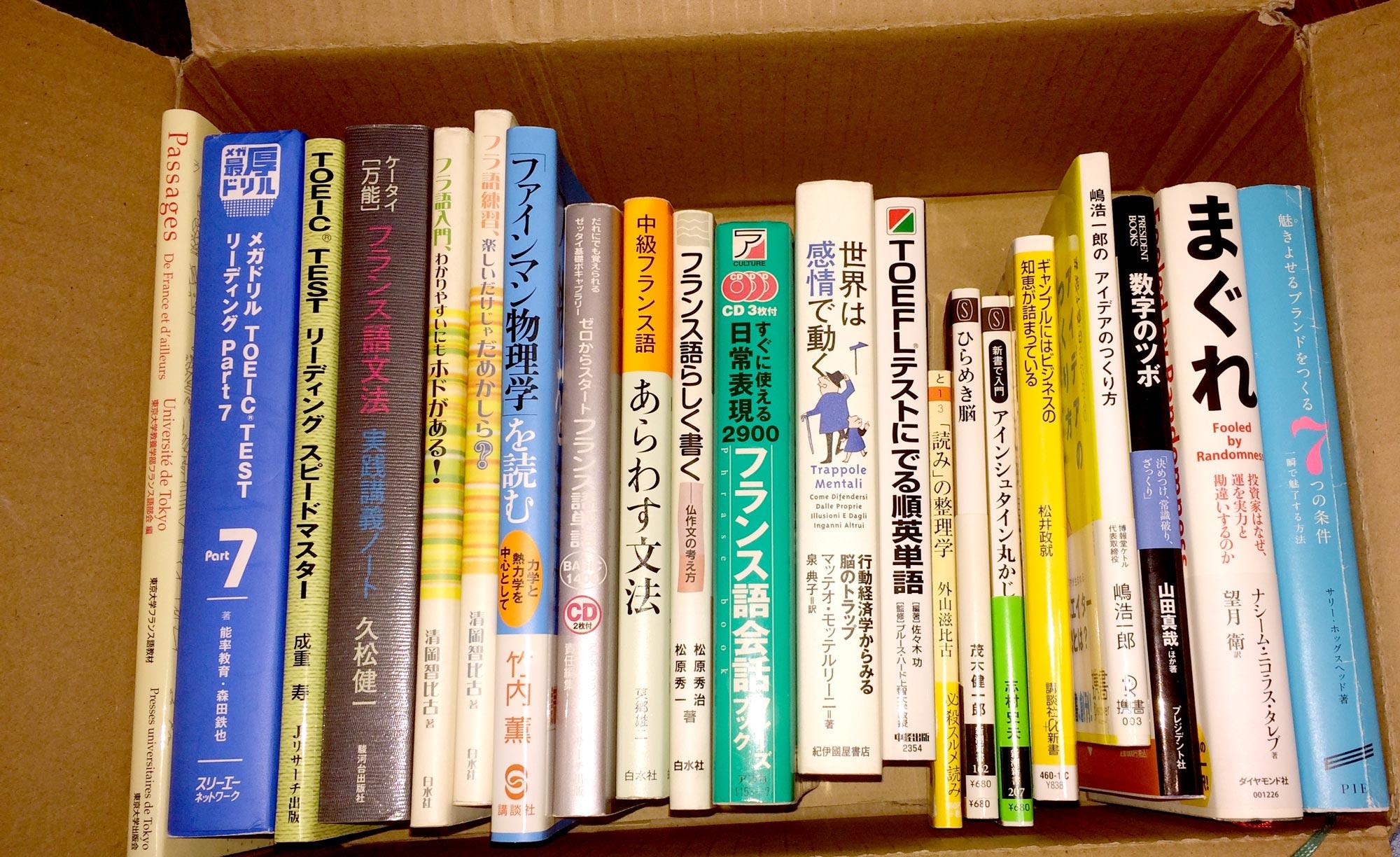 電子書籍化(自炊)した本
