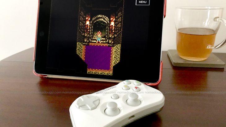 iPadのゲームをパッドでやりたい!:SteelSeries Stratus iOS用