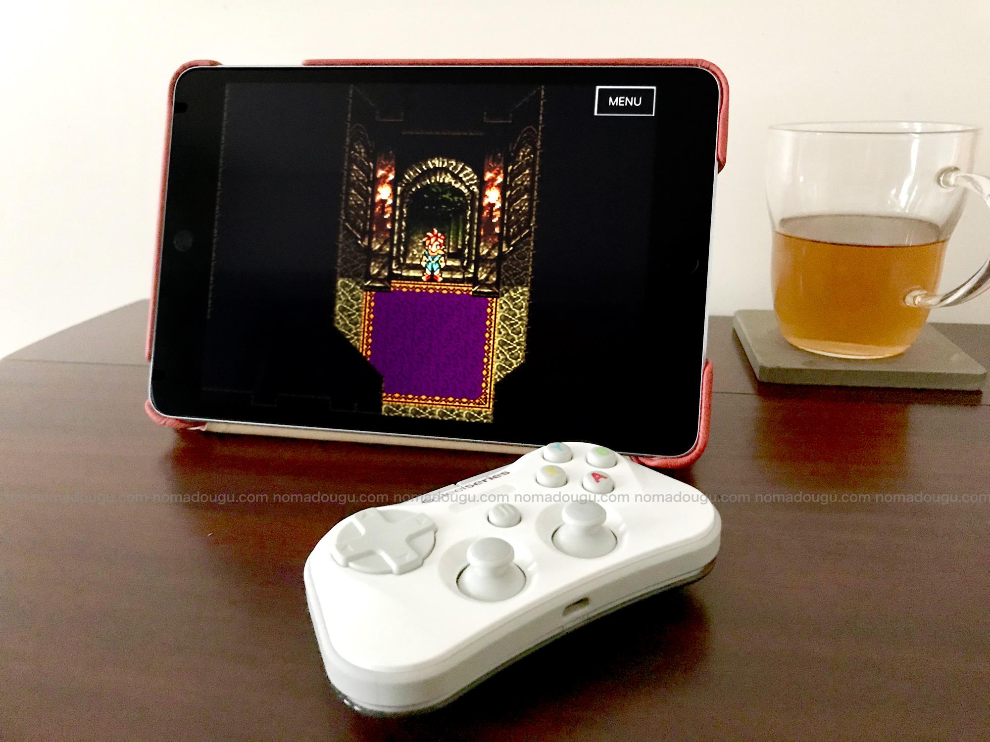 SteelSeries Stratus iOS ipad miniコントローラー