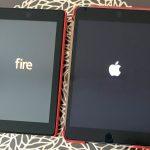 電子書籍を何で読む?iPad vs Kindle Fire