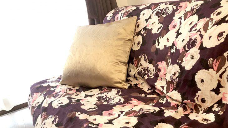 今更一人暮らし日記。独り暮らしの椅子事情。来客用敷布団にもなるソファを買った話